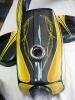 Airbrush Motorrad Trike_8